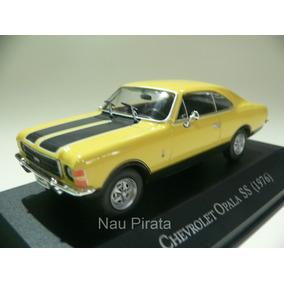 Modelo Carros Inesquecíveis Brasil Chevy Opala Ss (1976)