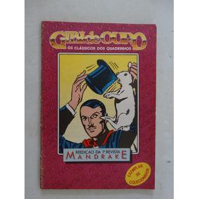 Mandrake Magazine Nº 1! Maio 1953! Reedição Da Rge De 1985!