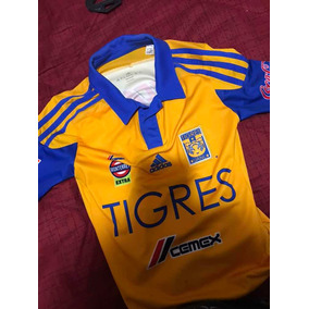 Camisa Tigres Original (niñ@)