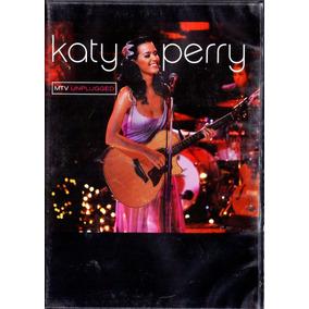 Dvd + Cd Katy Perry - Mtv Unplugged - Lacrado Frete R$ 12,00