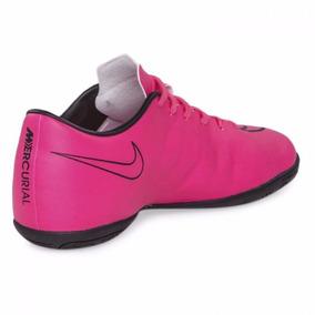 968ded9ac4 Botines Nike Mercurial Rosa - Botines Nike para Adulto Fucsia en ...