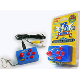 Consola Portable Arcade Nano Con 10 Juegos De Sega Genesis