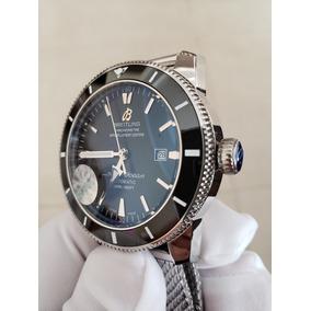 da62049f18e Relogio Breitling Super Ocean 1884 - Relógios no Mercado Livre Brasil