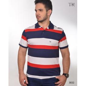 92963b66b6 Camisa Polo Grossa - Calçados