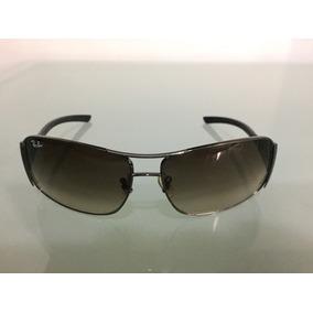 cbe6ae7611f61 ... 029 71 66 - Gunmetal-havana green Classic · Óculos De Sol Ray Ban. R   220