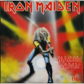 Iron Maiden Maiden Japan Cd Raro Novo Lacrado Original Vejam