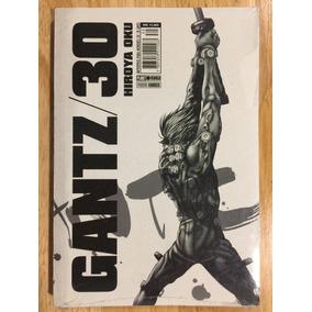 Mangá Gantz Nº 30 - Hiroya Oku - Novo Lacrado De Fábrica!!!