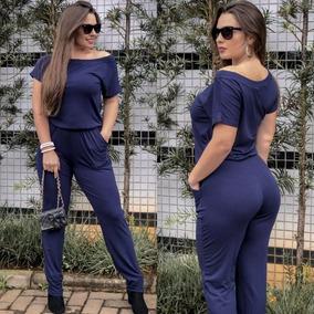 e78a4fa64 Macacão O Chique - Macacão para Feminino no Mercado Livre Brasil