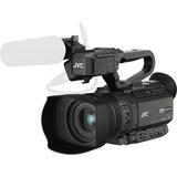 Videocámara De Transmisión Compacta De Mano Jvc Gy-hm200 4k