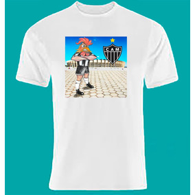 Mascote Galo Doido - Camisetas e Blusas para Masculino no Mercado ... 9c035d9dde866