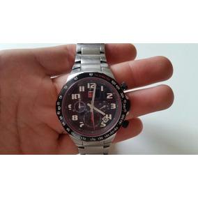 Relógio Quiksilver Insane Pulseira Em Aço Unico No Ml 299,00