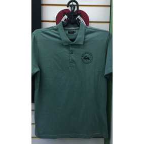Camisa Polo Quiksilver - Pólos Manga Curta Masculinas no Mercado ... c0e8e59b60131