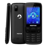 Celular Positivo P70 3g Dual Chip Tela 2,4 Wifi Whatsapp