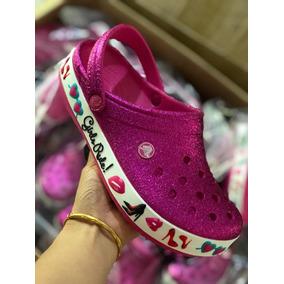 Crocs De Dama/ Chancletas