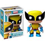 Wolverine Marvel Universe Funko Pop 05 Figura Muñeco