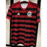 Flamengo Home 19/20, Frete E Personalização Grátis