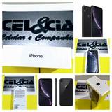 iPhone Xr 128gb Black Anatel Lacrado