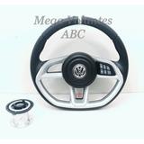 Volante Esportivo Volkswagen G6 Toda Linha C/ Comandode Som