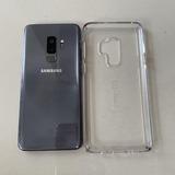 Samsung S9 Plus 128gb 6gbram Nacional Nf Cinza Chumbo