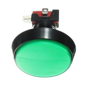 Botão Arcade Fliperama Iluminado 60mm