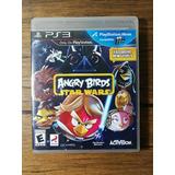 Angry Birds Star Wars Playstation 3 Ps3 Excelente Estado !!