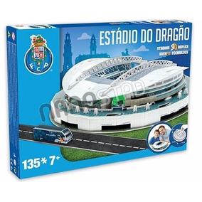 Rompecabezas 3d Estadio Do Dragao Del Fc Porto Nanostad