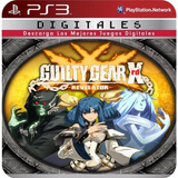 Guilty Gear Xrd Sign Ps3 (6gb) No Codigo