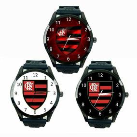 55a01db3871 Futebol Flamengo Esporte Exercitonacionalismo - Relógios no Mercado ...