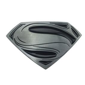 Hebilla Cinturon Super Man