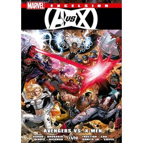 Marvel, Excelsior Avengers Vs X-men (integral). Ovni Press