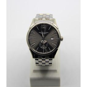Relógio Hamilton Jazzmaster Small Second H38655185 Automatic