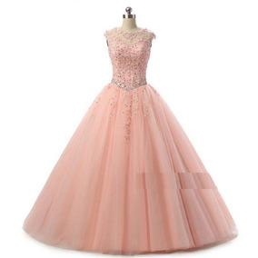 Vestido Debutante Festa 15 Anos 343 Noivas Varias Cores Luxo