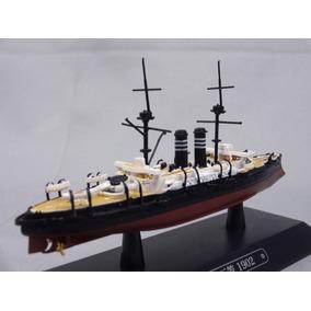 1:1100 Navio De Guerra Mikasa 1902 Japão 17cm