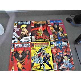 Coleçao Wolverine Editora Abril