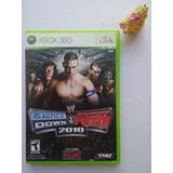 Wwe Smackdown Vs Raw 2010 Xbox 360 Garantizado