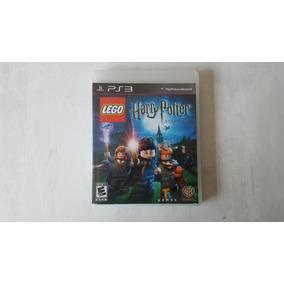 Lego Harry Potter 1-4 - Ps3 - Original