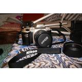 Camara De Fotos Nikon F60 Reflex
