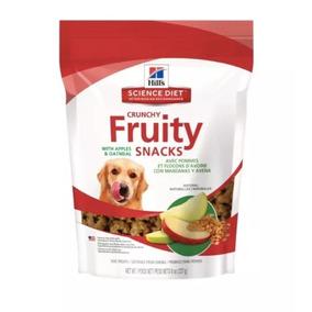 Fruity Snacks Apples & Oatmeal (manzana & Avena)