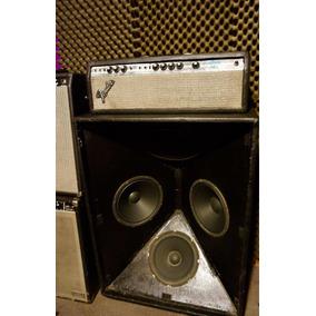 Vendo O Permuto Caja Fender Bassman 4x12