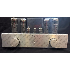 Amplificador Valvulado Stereo - Eletrônicos, Áudio e Vídeo no ... 81a8e08bd9