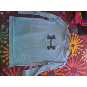 Playera Under Armour Talla L De Niño 10-12 Años