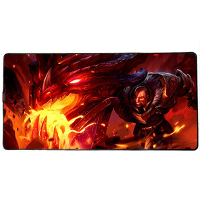 Mousepad Mouse Pad Gamer Grande Jogos 80x40 Notebook Pc T12