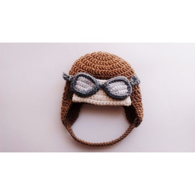 Honguitos Tejidos Al Crochet - Gorros en Mercado Libre Argentina 06add942171