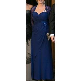 Vestidos para madrinas azul rey