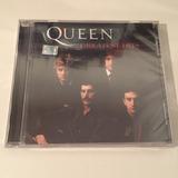 Queen - Greatest Hits I Cd - Exitos Nuevo