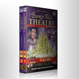Teatro Dos Contos De Fadas 8 Dvds Dublado - Pronta Entrega!
