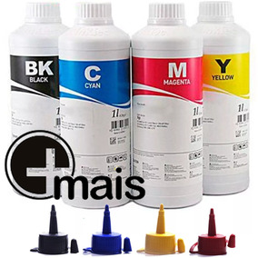 Tinta Pigmentada Tanque Hp 8100 8600 8610 256dw Kit 4x 250ml