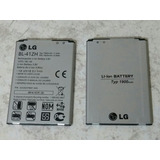 Bateria Lg L70 Fino Originales