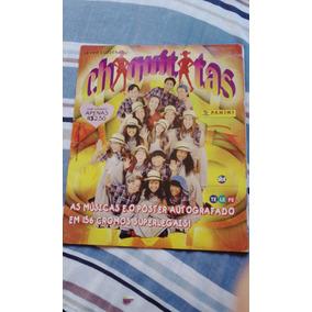 Album Livro Chiquititas Ano 1997( Falta Apenas 3 Figurinhas)