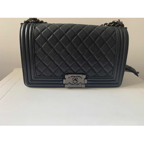 d075fcf39c462 Bolsa Chanel Usada - Bolsa Chanel Femininas Preto